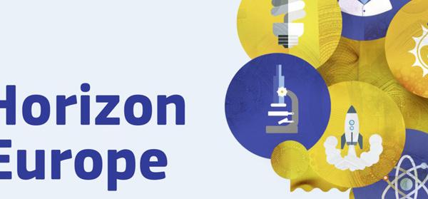 Horizon Europe banner