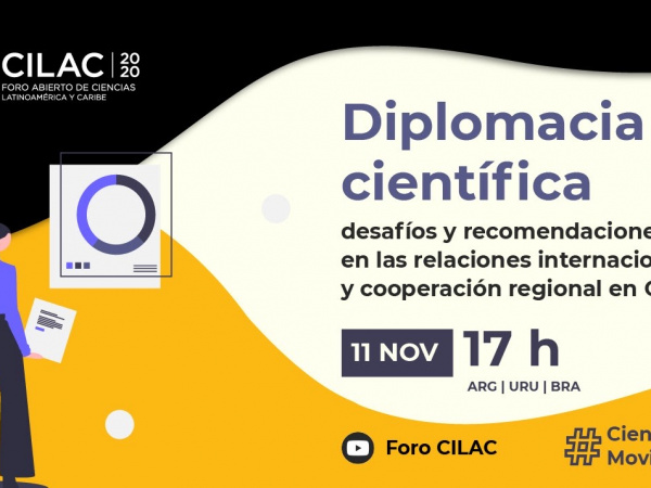 Diplomatica Scientifica 11 Nov 2020