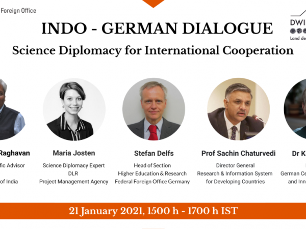 Panel Indo-German Dialogue