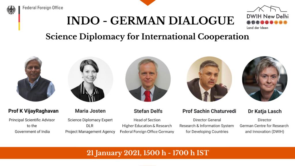 Panel Indo-German Dialogue