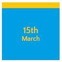 date March 15